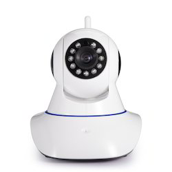 Wireless 1 MP WIFI IP Camera, For Security, CMOS