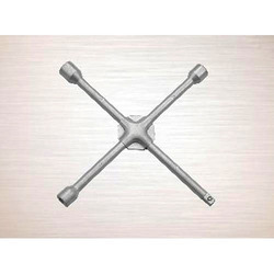 Cross Wheel Spanner (Re-Inforced)