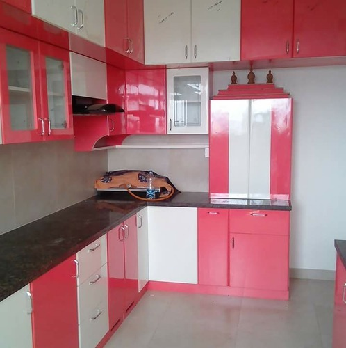Smart Interior Modern Modular Kitchen Box, Rs 88000 /unit