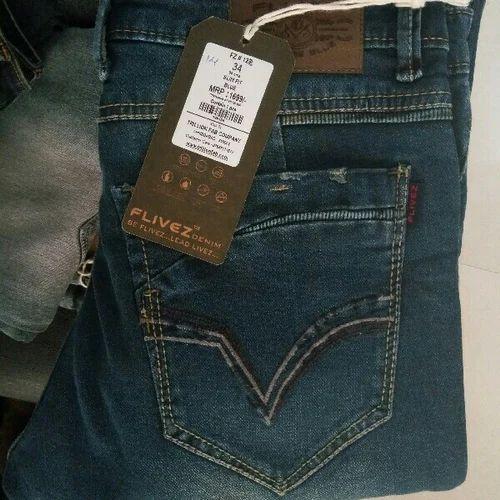 Manufacturer of Denim Jeans & Denim Jeans by Trillion Fab Company ...