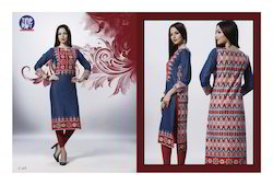 Casual Cotton Kurti
