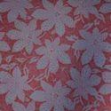 P112 Non Woven Metallic Printed Fabric