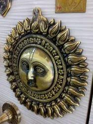 Brass Art Piece