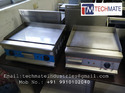 Hot Plate Half Grooved