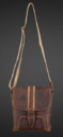 Woodland Unisex Hand Bag Brown