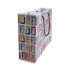 Multicolour Offset Printed Paper Bag