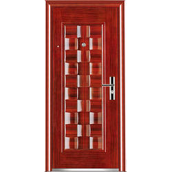Designer Steel Door