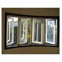 SupeWin Technologies Multi Color UPVC Casement Window