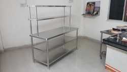 Ss Kitchen Work Table at Rs 10000 /piece   Wadi   Nagpur   ID ...