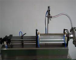Single Add Ointment Filling Machine