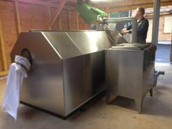 Bio Composting Machine