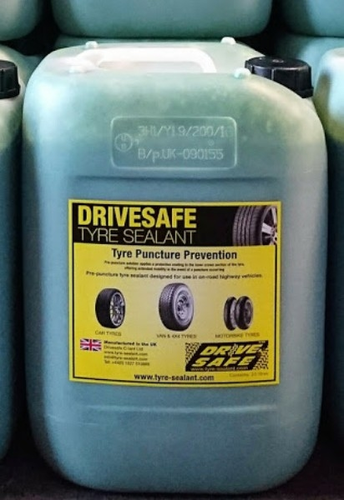 Drivesafe Tire Sealant
