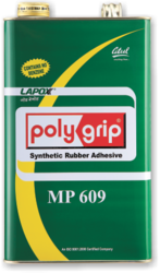 Atul Polygrip Rubber Adhesives, Tin Can