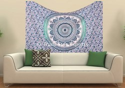 Ombre Mandala Wall Hanging Tapestry