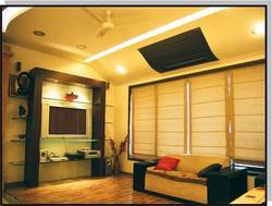 Fancy Commercial Interior Designing Services