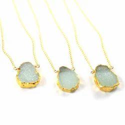 Druzy Layering Necklace