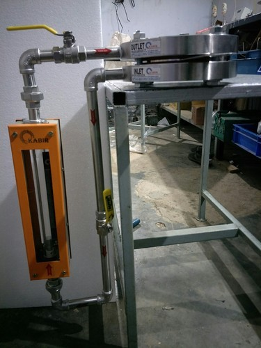 Bypass Rotameter For Chemical Industries Bypass