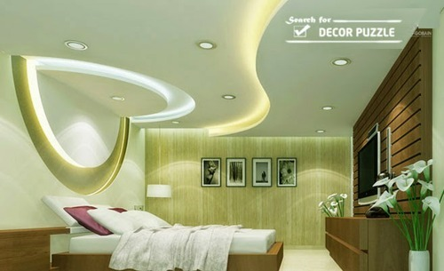 POP Fall Ceiling & Designing in Indore, Bapat Square by A ...