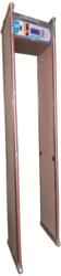 Six Zone Door Frame Metal Detector
