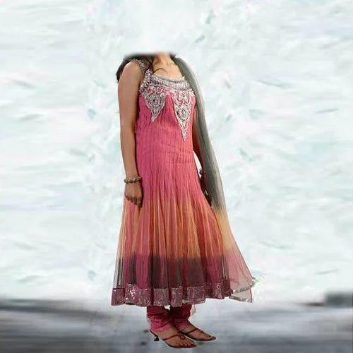 Western Frock Suit, Anarkali Dress