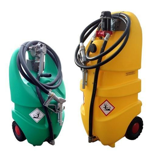 Gemini Polyethylene Diesel Tanks