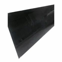 Black Polished Granite Slab