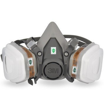 Half Face Gas Mask | Burhani Engineering & Allied Products