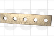5 Hole Straight Mending Plate