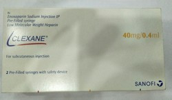 Clexane 40mg Injection