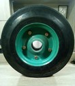 16 Inches Solid Rubber Wheel