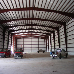 Steel Prefab PEB Shed, Use: Factory