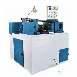Automatic Hydraulic Circular Thread Rolling Machine
