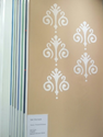 Wall French Riviera Design Paint