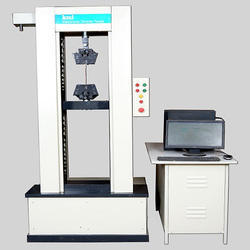 Computer based Universal Testing Equipment for Industry