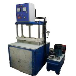 3.5 kW Hydraulic Paper Plate Making Machine