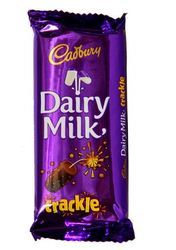 Dairy Milk Crackle