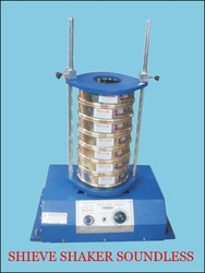 Sieve Shaker Machine Soundless
