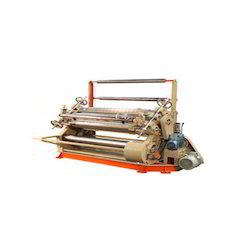 Single Facer Paper Corrugation Machine