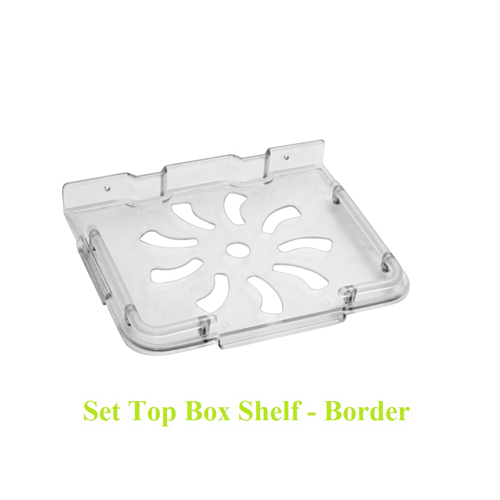 unbreakable set top box stand