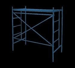 H Frame With Ladder