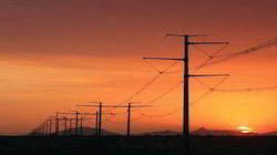 Electric Transmission Pole Tower
