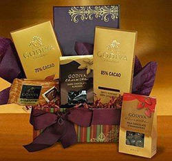 Chocolate Packaging Services