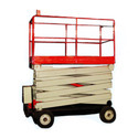 Manual Movable Scissor Lift