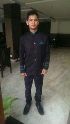 Polyester, Cotton Men Bell Boy Uniform