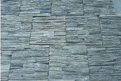 Black Ledge Stones Wall Cladding