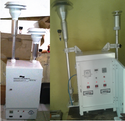 Pm2.5 & Pm10 Dust Sampler With Gaseous Attachment