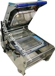 Rectangular Tray Sealing Machine - 190x142