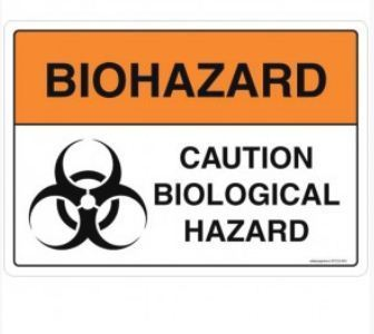 safety signs caution biological hazard sign ss123 a3al online