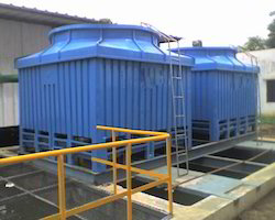AVS FRP Square Cooling Towers, 220 V