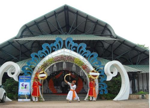 Marriage Main Gate Decoration Services
